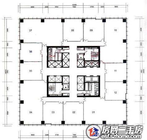 元芳,顶级写字楼卓越时代广场500平仅租200元/平?