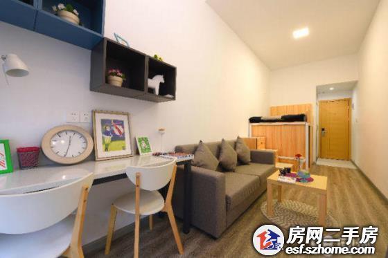 深圳航母级青年公寓 集悦城 青年社区 精装loft单身公寓