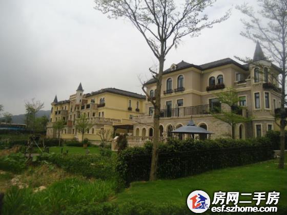 深圳后花园,离梅林关直线距离仅10km