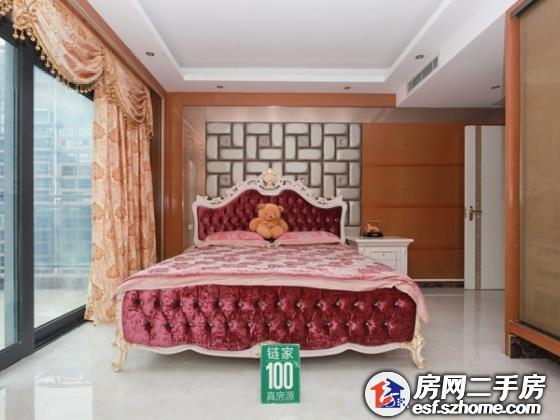 商品房卧室装修效果图欧式
