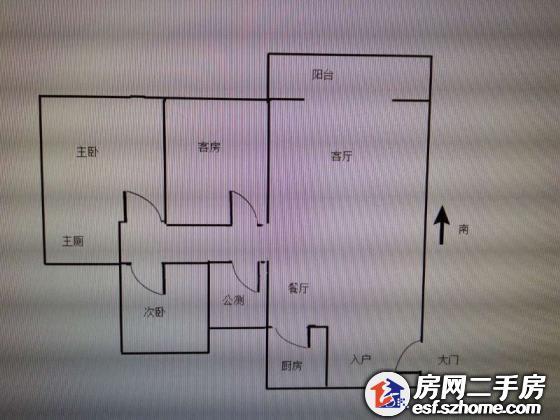 三房两厅电路设计图分享展示